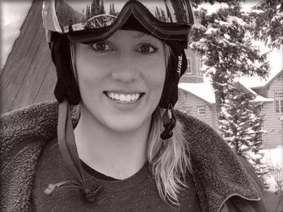 Katie Purdy, Snowboard/DH MTB/Wakeboarder (CO)