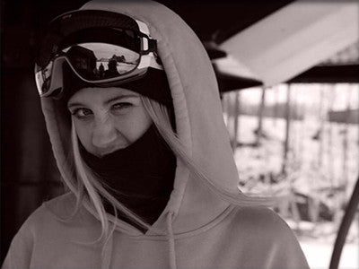 Kristina Heino, Snowboard/Skateboard (ON)