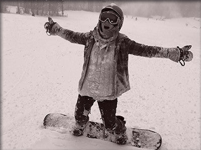 Lili Bauer, Snow/Mountain/Skateboarder (NC)