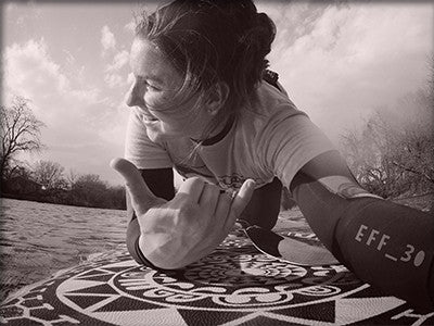 Natalie Kyte, SUP/Longboard/Snowboarder (MD)