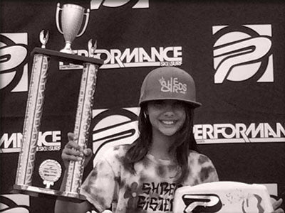 Sarah Deary, Wakeboarder (FL)