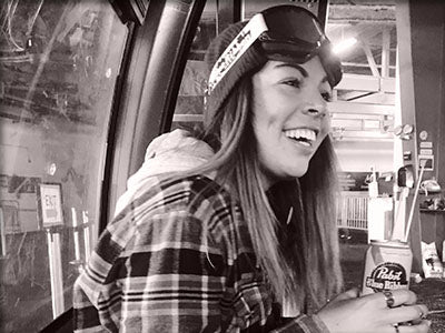 Sunnie Graves - Snowboard/White Water Rafter (CA)