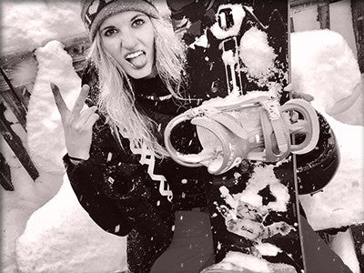 Victoria Walker, Snowboard/Hiker (NM)