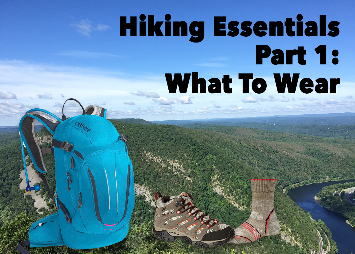 4 Women's Day Hiking Essentials - Part 1: What To Wear