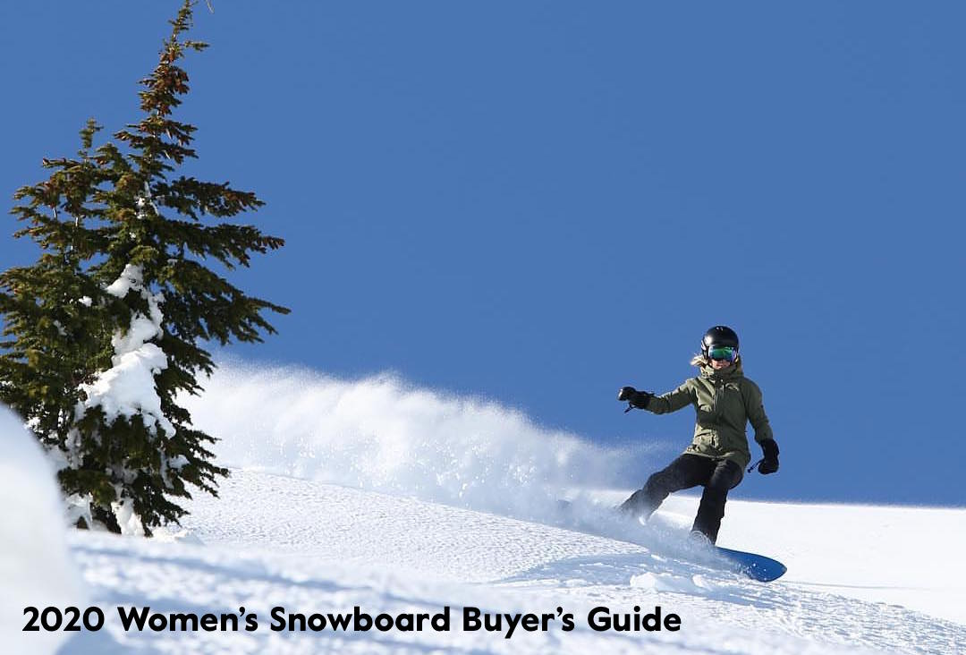 15 Snowboards Every Woman Wants - 2020 Snowboard Buyers Guide & Review