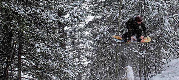 Shred Spot: The Log Spot