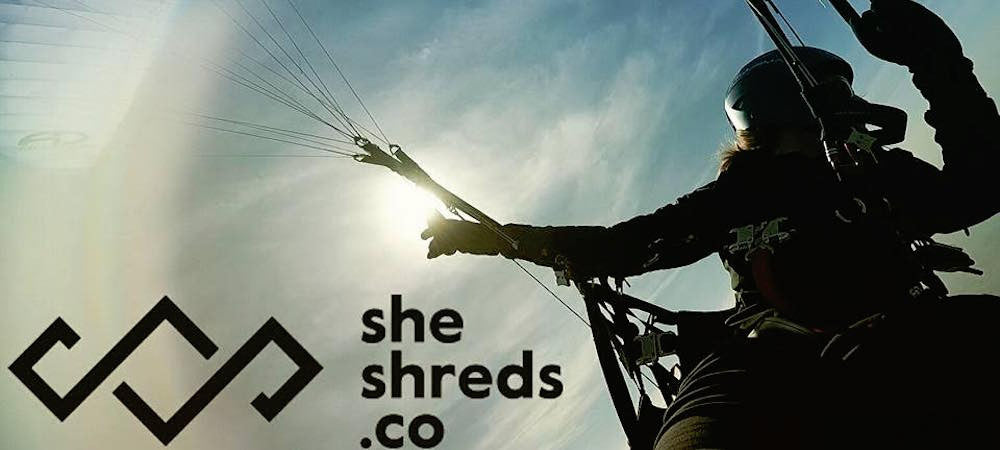 Shredding in the air:  A lifestyle in the making