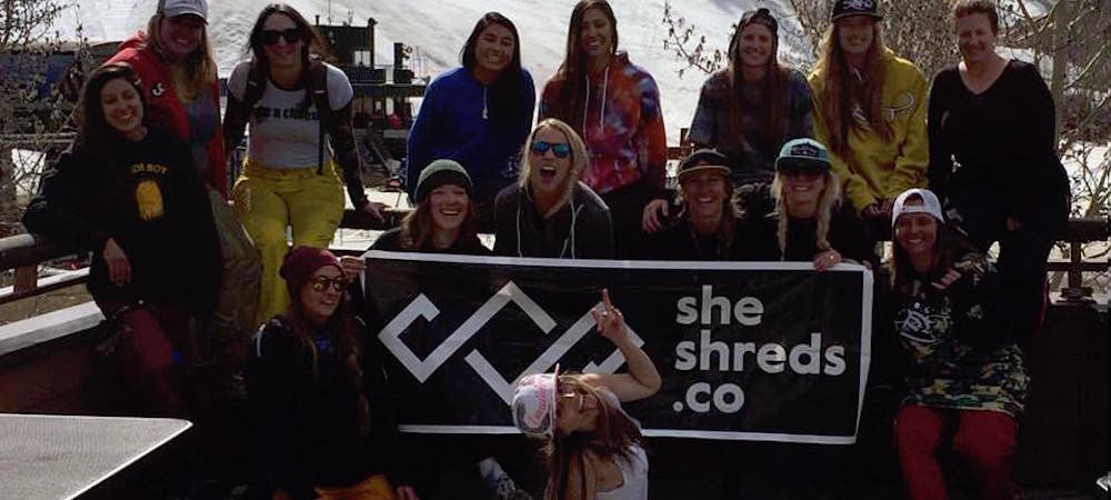 What It Means To Be a SheShreds.co Ambassador