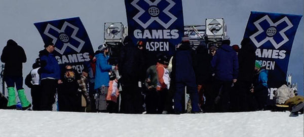 Winter X Games: Inspiration on the World Stage