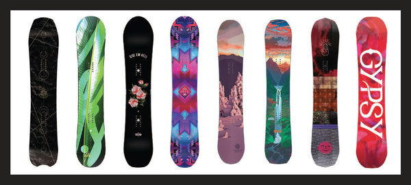 15 Snowboards Every Woman Wants - 2019 Women's Buyer's Guide