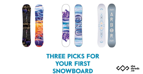 best women's snowboards for beginners