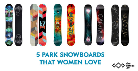 the best park boards for female riders