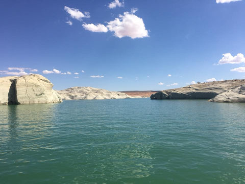 Lone Rock, Utah side of Lake Powell