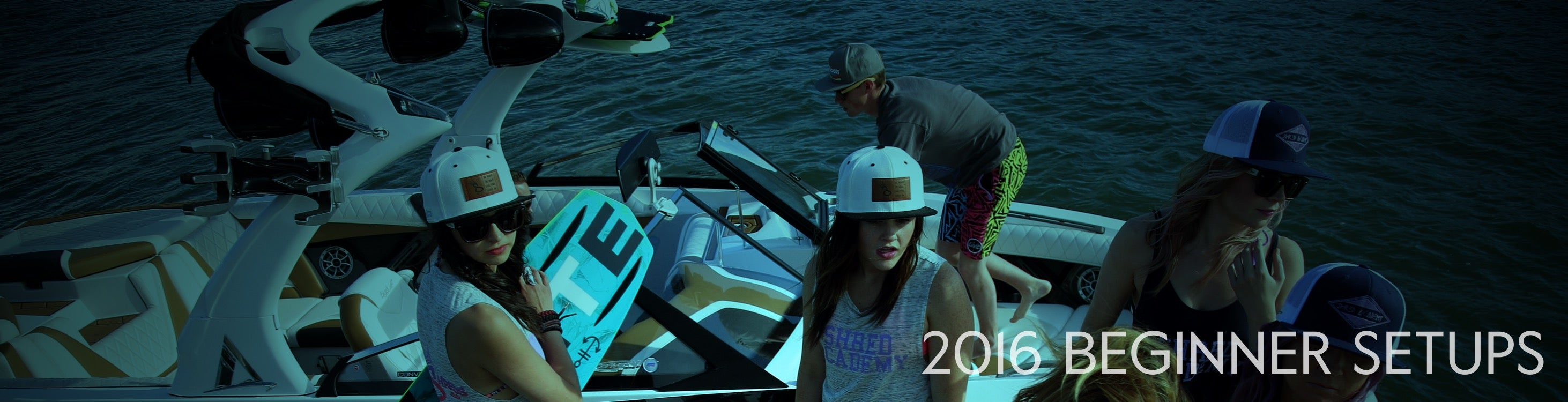 2016 top women's wakeboard setups for beginners