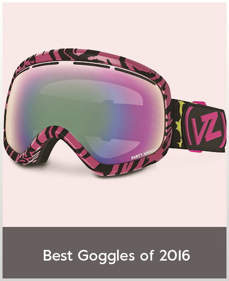 Women's Snowboard & Ski Goggle for Winter 2016