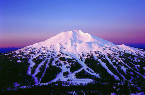 Mt. Bachelor Ski & Snowboard Resort in Oregon
