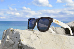 eco-friendly sunglasses by SheShreds