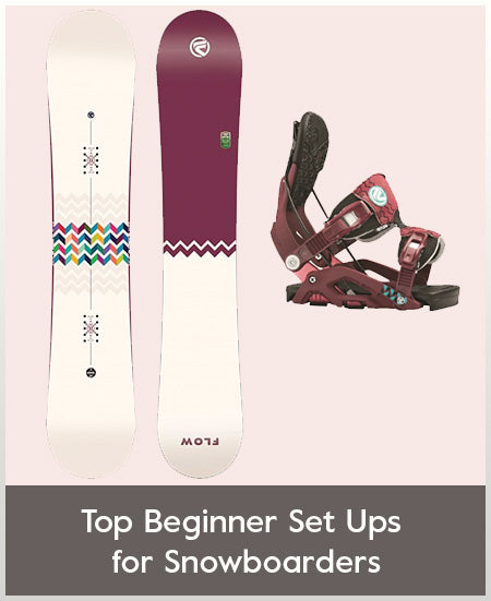 Top Women's Beginner Snowboard Set Ups for Winter 2016