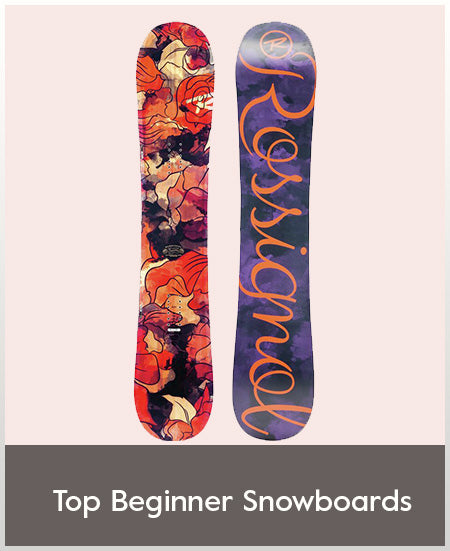 Top Beginner Snowboards for Girls & Women