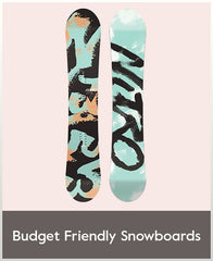 Budget Friendly Snowboards for Women
