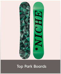 Top Park Snowboards for Women in 2015-2016