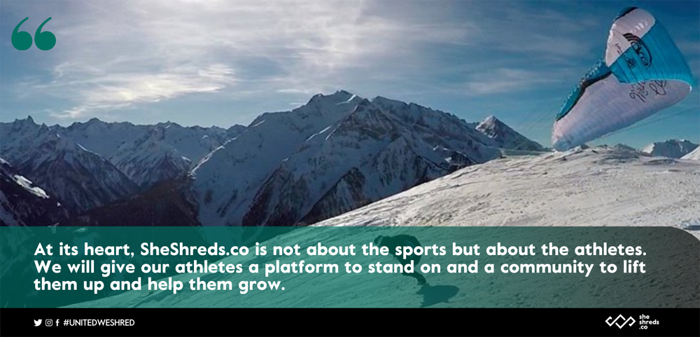 About the athletes