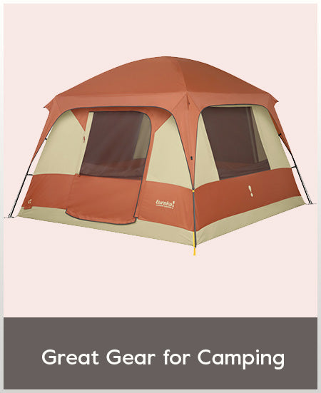 Great Gear for Camping