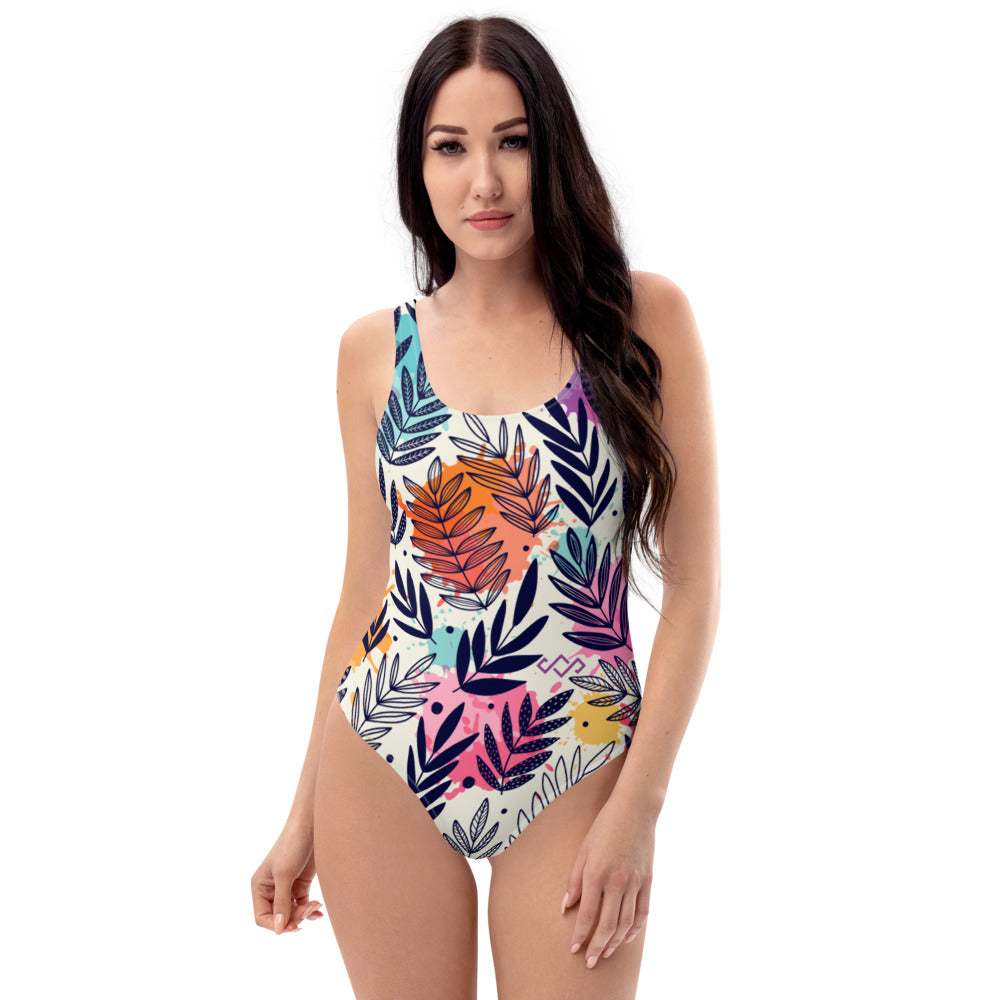 Summer21 Swimsuit Floral Dream