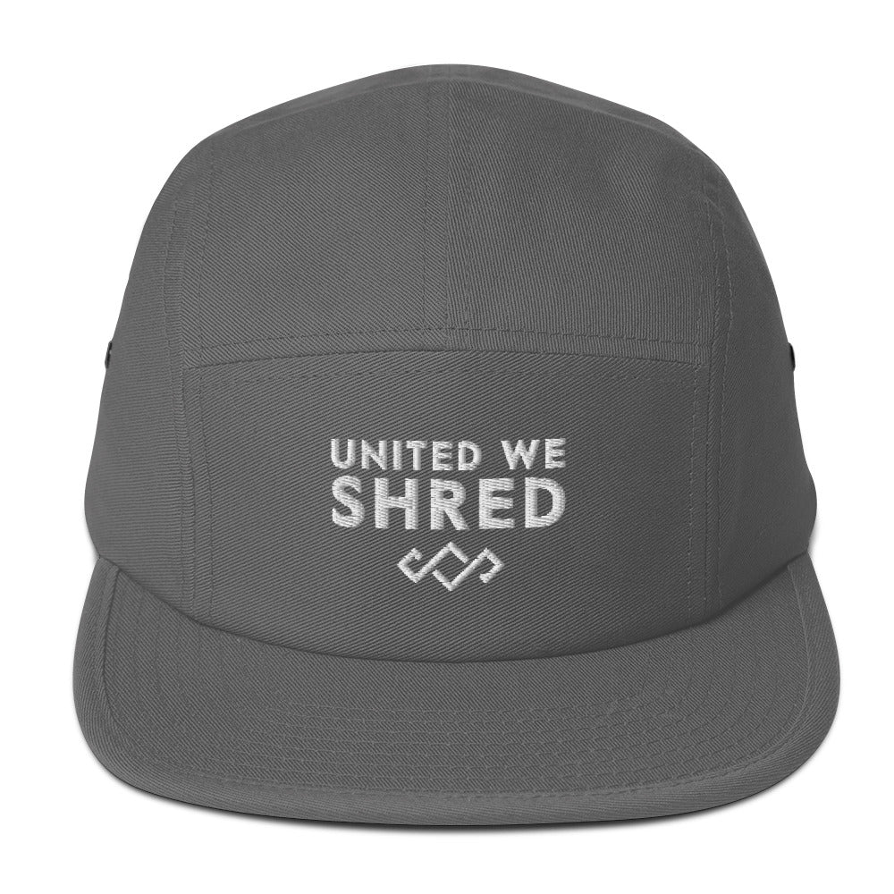 Melissa Five Panel Cap - United We Shred