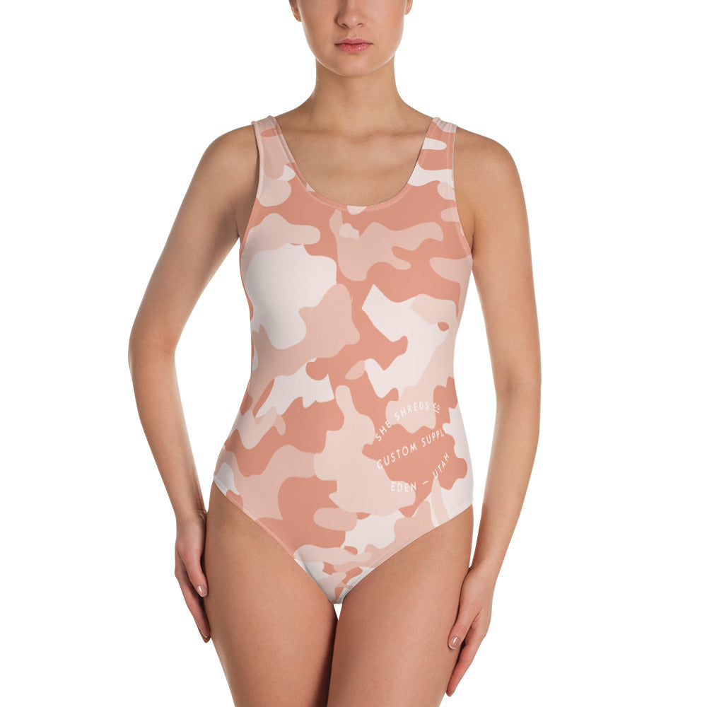 Colleen One-Piece Swimsuit