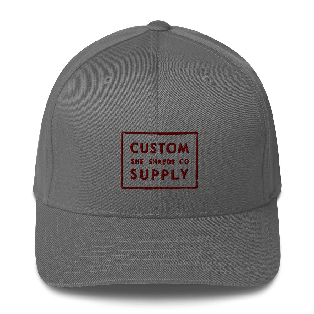 Stacy Flexfit Hat - Custom Supply