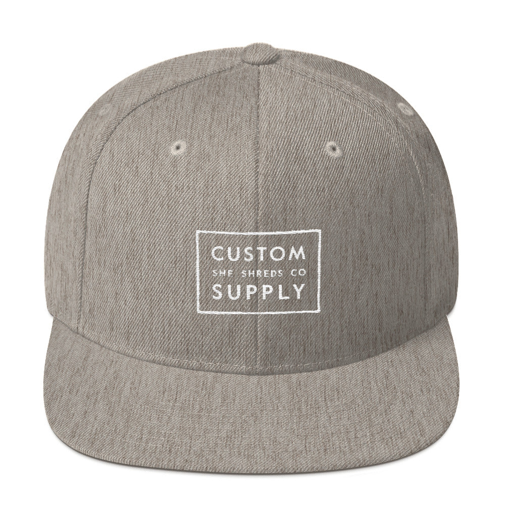 Ava Snapback - Custom Supply