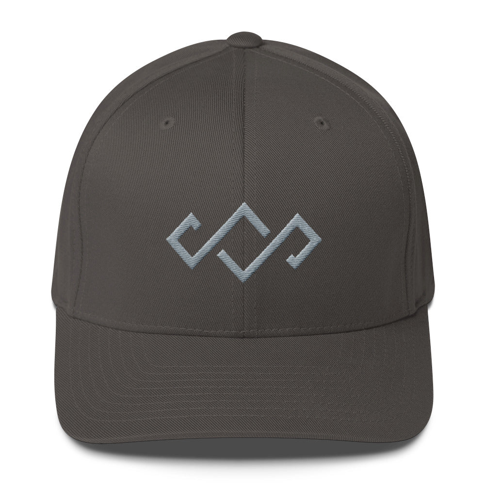 Crown Logo Flexfit Hat (Click for More Color Options) - SheShreds.co 905a7c741e8