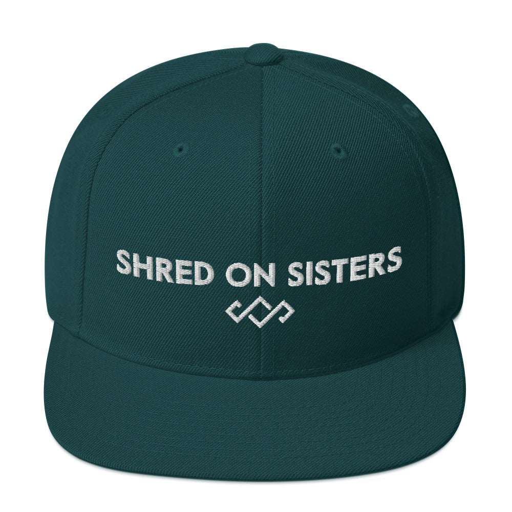 Ava Snapback - Shred On Sisters
