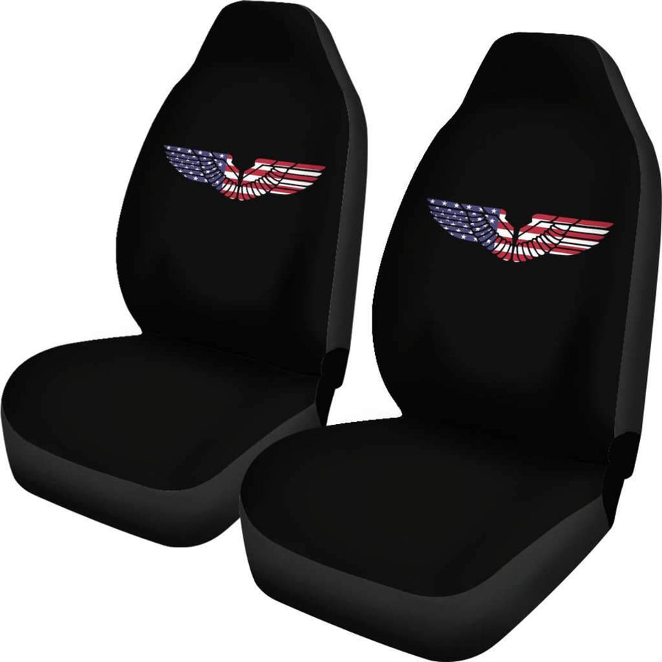 Eagle Wings Car Seat Covers Amazing Gift Ideas T032720