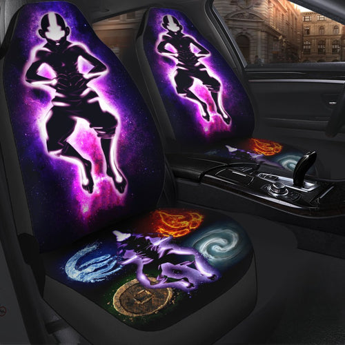 Avarta The Last Airbender Car Seat Covers