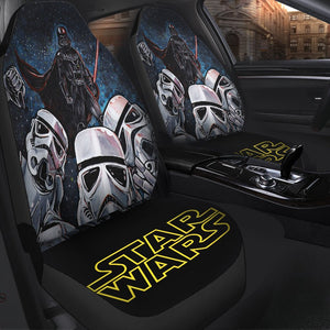 Darth Vader And Stormtroopers Star Wars Car Seat Covers