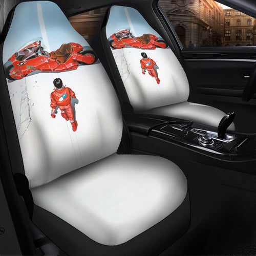 Akira Anime Car Seat Covers