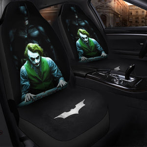 Batman Vs Joker The Dark Knight Car Seat Covers