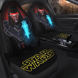 Darth Reven Star Wars Car Seat Covers