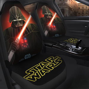 Darth Vader Star Wars Car Seat Covers