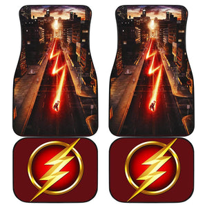 The Flash Movie Series Car Floor Mats 191101