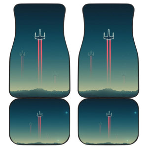 X-wing Starfighter Star Wars Minimal Car Floor Mats NA022617 GearForCar 1