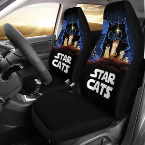 Star Cats Star Wars Fan Art Car Seat Covers Amazing Gift H090120