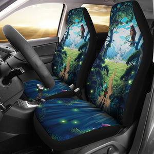 The Legend of Zelda Art Car Seat Covers Games Fan Gift H040120