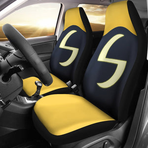 Sentry Emblem Car Seat Covers