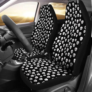 Alien Patterns Fantasy Creature Car Seat Covers T032120