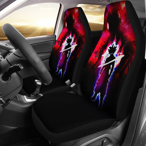 Goku Vs Jiren Dragon Ball Car Seat Covers