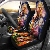 Nanatsu No Taizai Anime Car Seat Covers