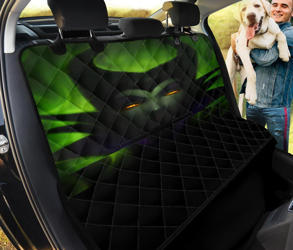 Maleficent Pet Seat Cover Pet Seat Cover
